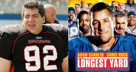 Joey Diaz – The Longest Yard