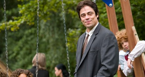 Benicio del Toro – Things We Lost in the Fire