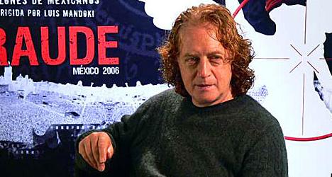 Luis Mandoki – Fraude: México 2006