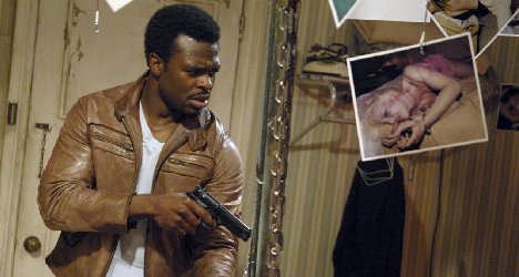 Lyriq Bent – Saw IV