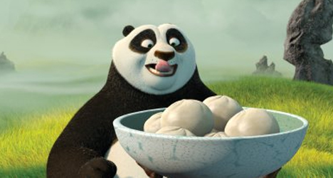 Manuel Almela – Kung Fu Panda