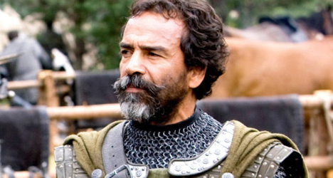 Damián Alcázar The Chronicles Of Narnia Prince Caspian Cinesnob