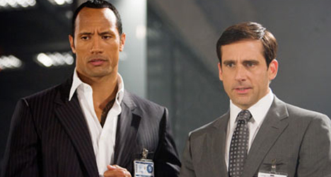Dwayne Johnson – Get Smart