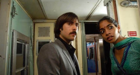 Jason Schwartzman – The Darjeeling Limited
