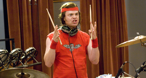 Rainn Wilson – The Rocker