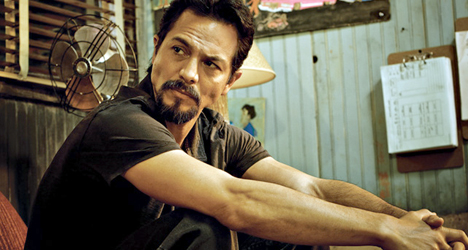 Benjamin Bratt – The Cleaner
