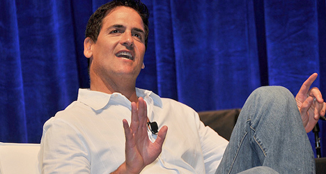 Mark Cuban – producer
