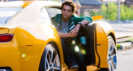 Ramón Rodríguez – Transformers 2