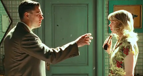 'Shutter Island' trailer debut