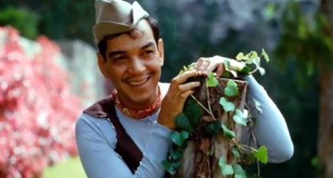 Cantinflas on DVD