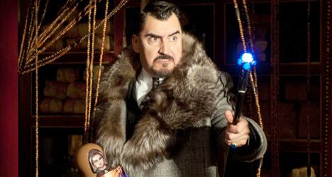 Alfred Molina – The Sorcerer's Apprentice