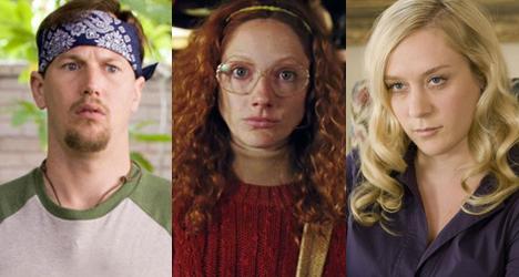 Patrick Wilson, Judy Greer, & Chloe Sevigny – Barry Munday (DVD)