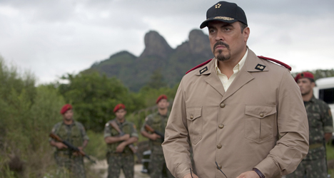 David Zayas – The Expendables