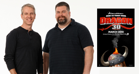 Dean DeBlois & Chris Sanders – How to Train Your Dragon