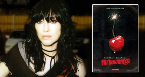 Floria Sigismondi – The Runaways
