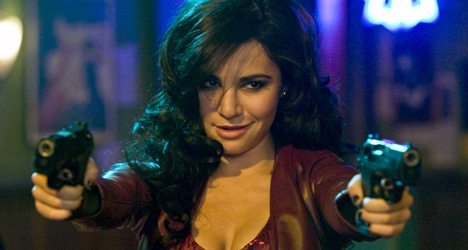 Martha Higareda – Smokin' Aces 2: Assassins' Ball