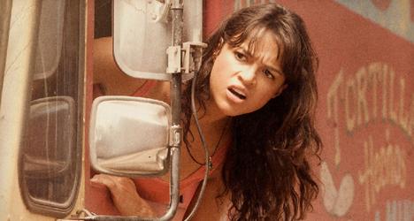 Michelle Rodriguez – Machete