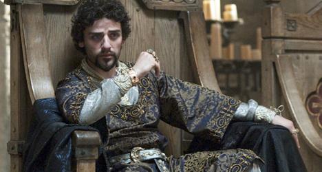 Oscar Isaac – Robin Hood