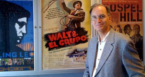 Ted Thomas – Walt & El Grupo (DVD)
