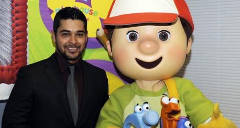 Wilmer Valderrama – Handy Manny (TV)