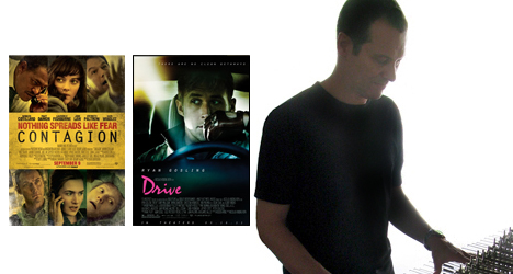 Cliff Martinez – Contagion & Drive