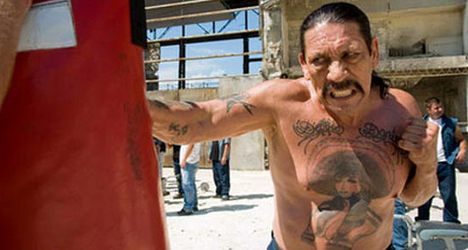 Danny Trejo – Death Race 2 (DVD)