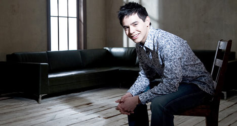 Interview with past American Idol star David Archuleta