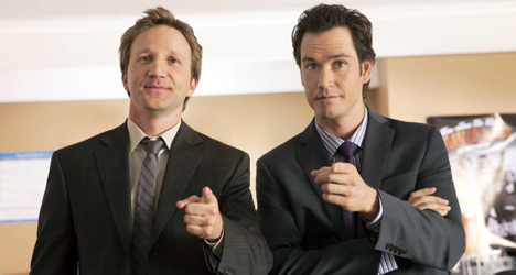 Breckin Meyer & Mark-Paul Gosselaar – Franklin & Bash