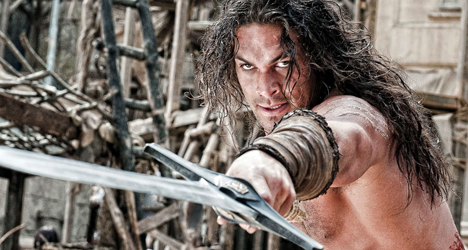 Jason Momoa – Conan the Barbarian