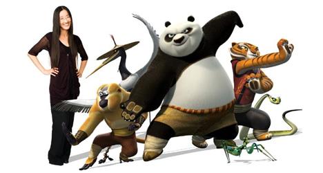 Jennifer Yuh Nelson – Kung Fu Panda 2