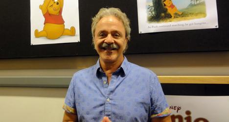 Jim Cummings – Winnie the Pooh (DVD)
