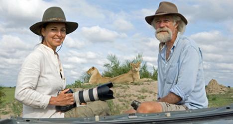Dereck & Beverly Joubert – The Last Lions