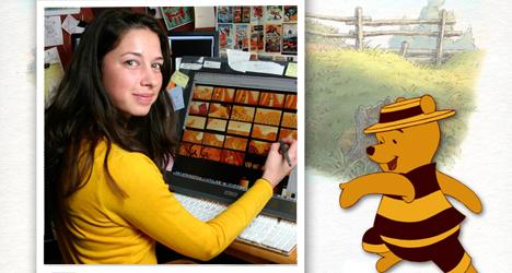Lorelay Bove – Winnie the Pooh
