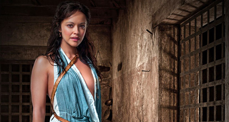 Marisa Ramirez – Spartacus: Gods of the Arena