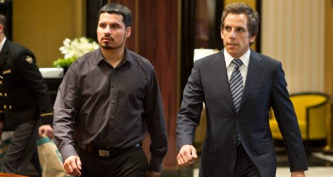 Michael Peña – Tower Heist