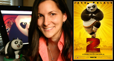 Rebecca Pérez – Kung Fu Panda 2