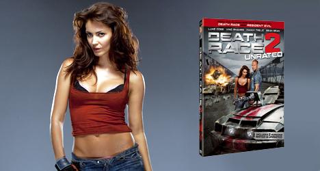 Tanit Phoenix – Death Race 2 (DVD)