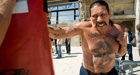 Actor Danny Trejo talks shop