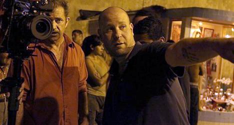 Adrian Grunberg – Get the Gringo (DVD)