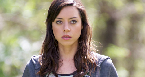 Aubrey Plaza – Safety Not Guaranteed