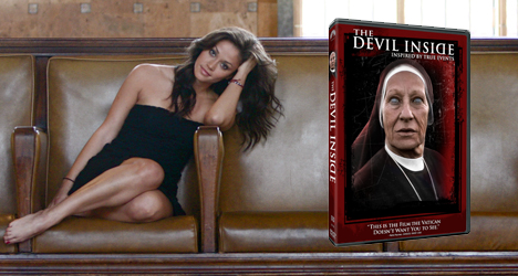 Fernanda Andrade – The Devil Inside (DVD)