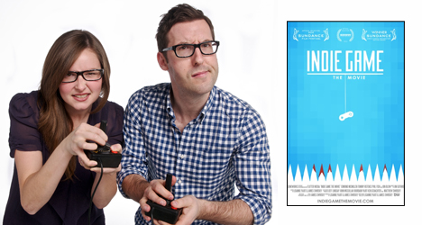Lisanne Pajot & James Swirsky – Indie Game