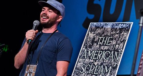 Michael Paul Stephenson – The American Scream