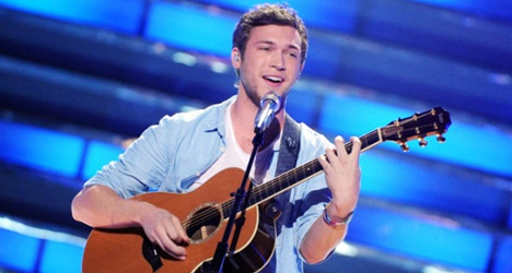 Phillip Phillips – American Idol (Season 11)