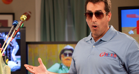 Rob Riggle – Nature Calls