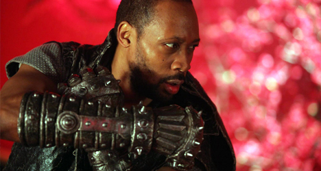 RZA &#8211; The Man with the Iron Fists