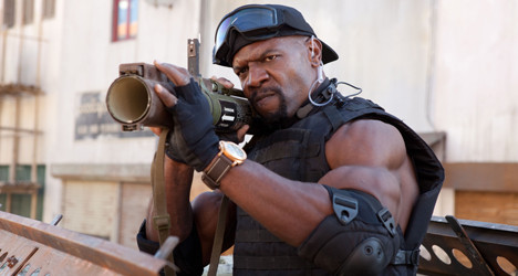 Terry Crews – The Expendables 2