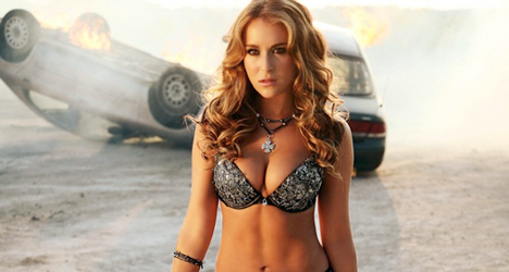 Alexa Vega – Machete Kills