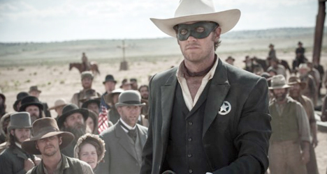 Armie Hammer – The Lone Ranger