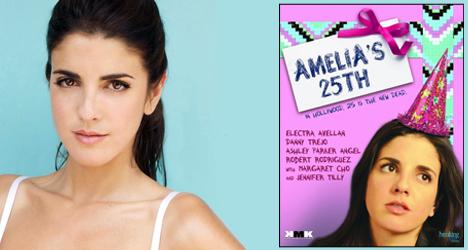 Electra Avellan – Amelia's 25th (DVD)